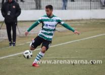 Новото попълнение на Черно море Цветомир Панов заяви, че очаква отборът да вземе трите точки срещу състава на Славия в сблъ