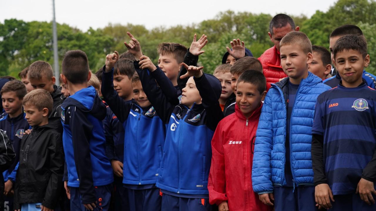 детски футболен турнир